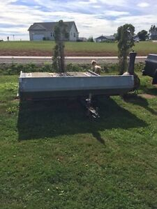 Double Snowmobile trailer (Sold Pending)