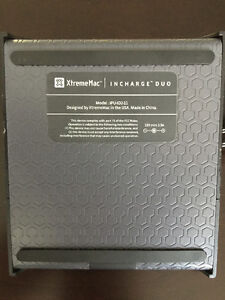 XtremeMac IPU-ID2-11 InCharge Duo for iPhone/iPod/iPad Charging Cambridge Kitchener Area image 3