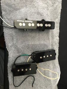 Bass Pickup Jazz & Precision