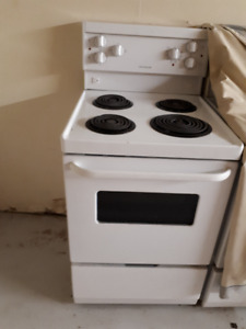 24 inch wide electric stove