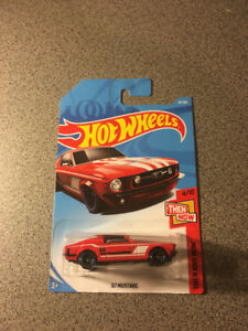 Hot Wheels 67 Mustang