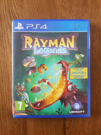 PS4 Game - Rayman Legends