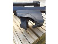 Thule roof bars , to fit to your rails