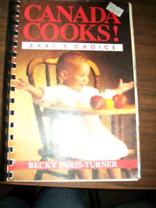 Canada Cooks! Baby's Choice