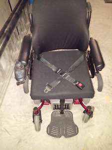 Xperience powered wheelchair