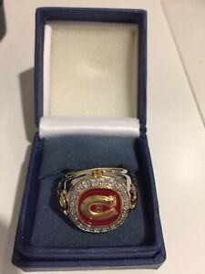 Montreal Canadiens Ring - size 10