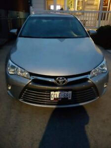 2017 Toyota Camry 4 DR Lease