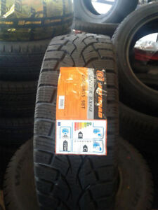 Brand new 225/45R18 tires WINTER PROMO!