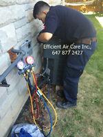 A/C, FURNACE,BOILER,WATER HEATER REPAIR, 24/7 $60-SERVICE CALL