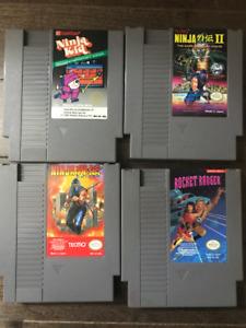 Classic NES Games