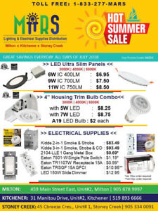 BEST PRICE IN GTA - Jenco LED 9w IC Only @ MARS LED