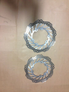 2/240mm Front Discs fit up to 2012 Honda CRF 450R
