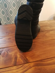 Bottes Hunter (quilted leg)