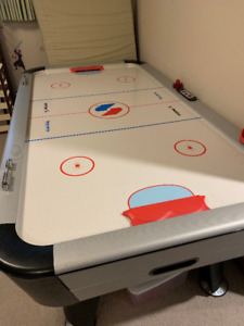 Excellent Used Sportcraft AIR HOCKEY TABLE For Sale.