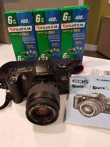 Canon Rebel G SLR Film Camera