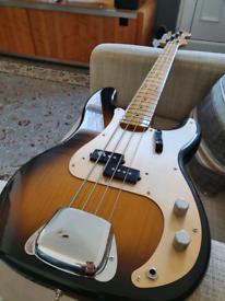 Fender Classic 50s Precision Bass Guitar MIM