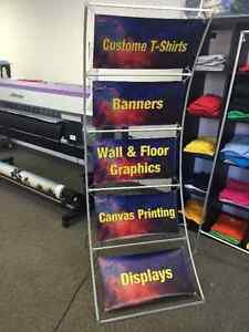 Roll Up Banner and Reretractable Banner Oakville / Halton Region Toronto (GTA) image 3