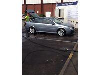 Vauxhall vectra 2.2 sri quick sale
