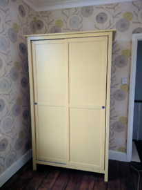 IKEA Hemnes large solid wood double wardrobe - CAN DELIVER in Bristol