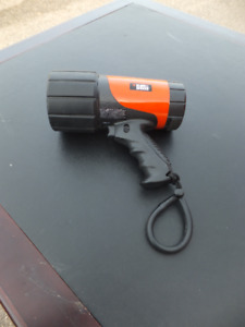 FOR SALE Black & Decker 12 Volt Flashlight. $10