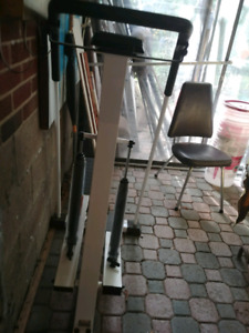 Exercice steping machine