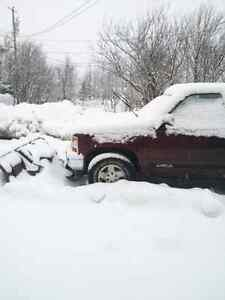 Great plow truck ** 1993 Chev - no emails