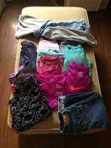 Lot of Girls Brand Name Clothes