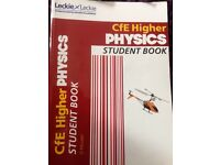 CfE Higher Physics Student Book