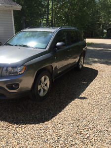2011 Jeep Compass North Edition SUV, Crossover