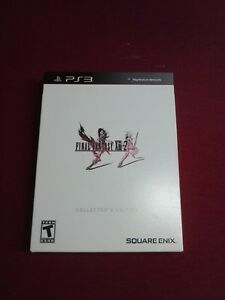 final fantasy 13-2  collector  edition comme  neuf