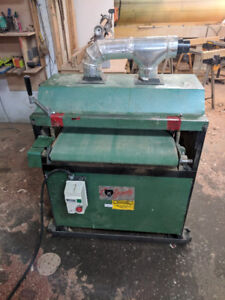 Grizzly Thickness Drum Sander-- SOLD!