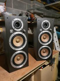 Wharfedale Ventana floorstanding speakers