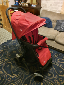 Joie Pram & Reversible Pushchair from Birth and Toddler