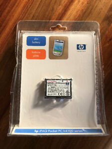 BRAND NEW HP iPAQ Pocket PC h4100 Battery and Stylus
