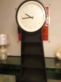 IKEA CLOCK SHELVING UNIT