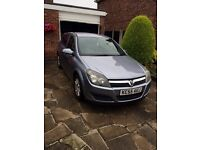 2005 astra 1.4 twinport 80k