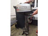 Mariner 5 Hp two Stoke short shaft outboard