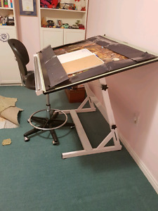 Brand new Drafting table