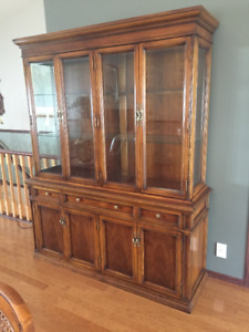 Hutches and Display Cabinet