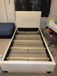 Twin Bed complete frame