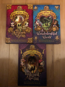 Everafter High Books