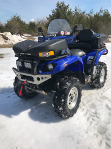 yamaha grizzly 2002 4x4