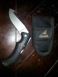 Gerber hunting knife