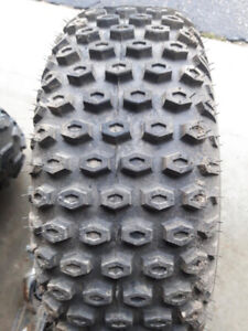 2 Mint youth ATV Tires