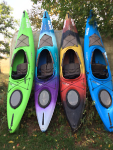 2017 Rental Fleet Sale Canoe, Kayak, Sup / Paddleboard & Tubes!!