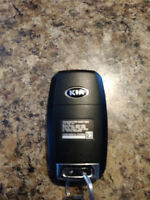 Lost Kia Remote while at Walmart in Orillia on Tuesday Jan 15th