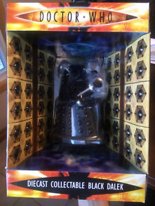 Doctor Who Diecast Collectable Dalek