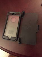 iPhone 6+ Otterbox with holster