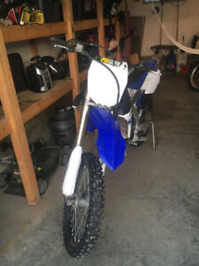 2016 YZ 250f for sale
