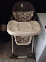 Safari high chair
